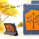 เคส iPad air 1 iPad 5 เคสยีนส์ แต่งลาย ต้นไม้ สีส้ม หวาน ๆ คลาสสิค ดีไซน์ จากประเทศ อังกฤษ เคสแบบสวย ๆ จาก London เคสเปิดปิด อัตโนมัติ 396281_8