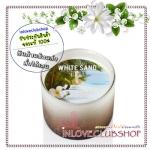 Bath & Body Works Slatkin & Co / Mini Candle 1.3 oz. (White Sand Beaches)