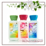Bath & Body Works / Travel Size Body Lotion Trio (Pear Blossom (AIR), Violet Lily (SKY), Golden Magnolia (SUN)) *Limited Edition 2014****