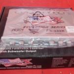 PRE 4 BAND FORMULA X FX-333R