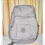 กระเป๋าสะพายใส่โน๊ตบุ๊ค Kipling สีเทา Ash Grey