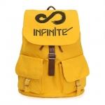 กระเป๋าเป้ INFINITE แบบผ้า