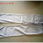 กางเกง ขายาว Sisley กางเกงผู้หญิง มือสอง ความยาว 40 นิ้ว เอว 30 นิ้ว มีรอยขาดที่ปลายขากางเกง เล็กน้อย use7891