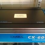 AMP 4 CH CAR-X 604 1200WATT