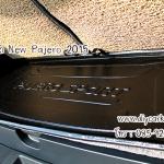 ถาดท้ายรถNew Pajero 2015