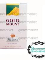 GOLD MOUNT Menthol