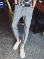 กางเกงขายาวผู้ชาย M-5XL*วัดไซต์ให้แน่ใจก่อนสั่ง*