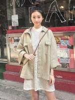 เสื้อแฟชั่นสไตล์เกาหลี