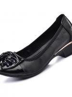 รองเท้าหุ้มข้อ รองเท้าคัทชูผู้หญิง