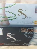 5 shape day ของแท้ 5 เชพ เดย์ กล่องสีขาว ลดน้ำหนัก เร่งการเผาผลาญ ลดสัดส่วนอย่างปลอดภัยทำคุณลดน้ำหนักได้อย่างมีประสิทธิภาพ