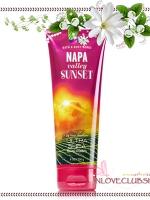 Bath & Body Works / Ultra Shea Body Cream 226 ml. (Napa Valley Sunset) *Limited Edition