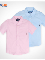 เสื้อเชิ้ต เด็ก ชาย หญิง110-170