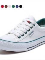 รองเท้าผ้าใบแฟชั่น ไซต์ 40+