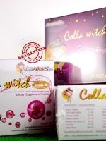 Colla Witch คอลลาวิช คอลลาเจน 12000 มก. ของแท้100% ขายถูก ปลีก-ส่ง ผิวขาวกระจ่างใส ลดสิว ริ้วรอย