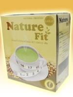 Nature Fit เนเจอร์ ฟิต นมถั่วเหลืองชนิดผงอาหารเสริมลดน้ำหนักแนวใหม่ ได้ทั้งหุ่นสวยและสุขภาพที่ดีตลอดกาล