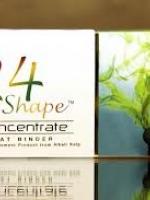 24 Shape Concentrate ทเวนตี้โฟร์ 24 เชพ คอนเซนเทรด 1กล่อง/20แคปซูล ผลิตภัณฑ์ลดน้ำหนัก ดูดไขมันใน 3 วัน ลดจริง ลดปลอดภัย