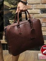 กระเป๋าผู้ชาย   กระเป๋าหนังแฟชั่นชาย กระเป๋าถือ