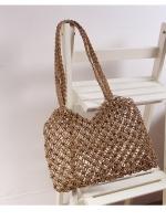 กระเป๋าสานเก๋ๆ กระเป๋าสานสวยๆน่ารัก กระเป๋าสานสไตล์เกาหลี น่ารักมากกก