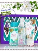 Bath & Body Works / Mini Glitter Gift Set (Magic In The Air)