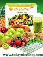 Hi Q Pro ไฮคิวโปร ดีท็อกซ์ ใยอาหารล้างสารพิษในลำไส้ใหญ่ ป้องกันและแก้ไขปัญหาท้องผูก ริดสีดวงทวารหนัก