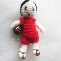 ตุ๊กตาถักนักกีฬา