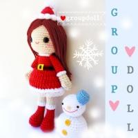 ร้านgroupdoll ตุ๊กตาถักน่ารัก สวยเก๋