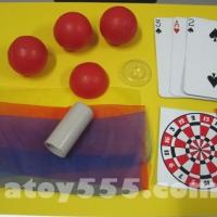 เกมมายากล ชุดที่ 3 (magic set 3)