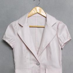 เสื้อคลุมทำงาน INGNI สีชมพูอ่อน