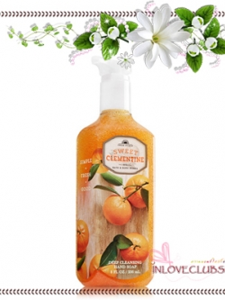 Bath & Body Works / Deep Cleansing Hand Soap 236 ml. (Sweet Clementine)