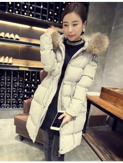 เสื้อโค้ทกันหนาว ตัวยาว ประดับเฟอร์(ถอดเฟลอได้) ผ้าร่มเนื้อนิ่มกันลม กระดุม+ซิปหน้า เกาหลีมากๆ (เฟลอไม่ฟูเท่าในรูป ของจริงประมาน 1/3)