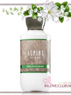 Bath & Body Works / Body Lotion 236 ml. (Alpine Suede) *For Men