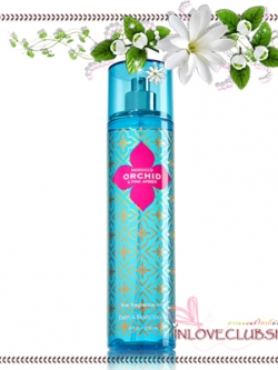 Bath & Body Works / Fragrance Mist 236 ml. (Morocco Orchid & Pink Amber) *Limited Edition