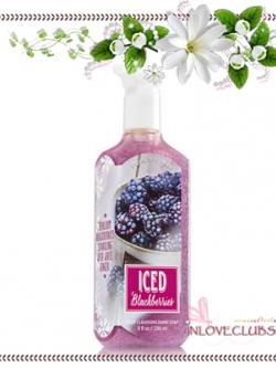 Bath & Body Works / Deep Cleansing Hand Soap 236 ml. (Iced Blackberries)