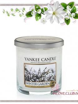 Yankee Candle / Small Tumbler Candle (single wick) 7 oz. (Winter Garden)