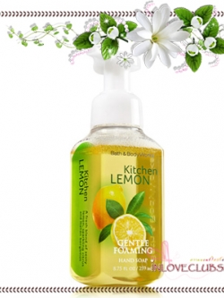 Bath & Body Works / Gentle Foaming Hand Soap 259 ml. (Kitchen Lemon)