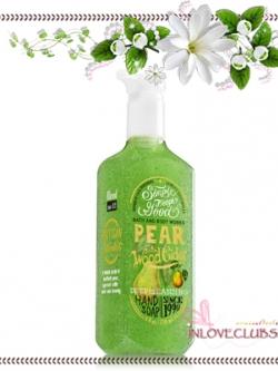 Bath & Body Works / Deep Cleansing Hand Soap 236 ml. (Pear Wood Cider)
