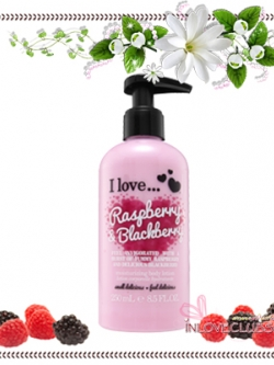 I Love... / Body Lotion 250 ml. (Raspberry & Blackberry)