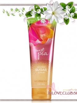 Bath & Body Works / Golden Sugar Scrub 226 g. (Sweet Pea)