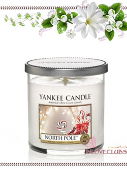 Yankee Candle / Small Tumbler Candle (single wick) 7 oz. (North Pole)