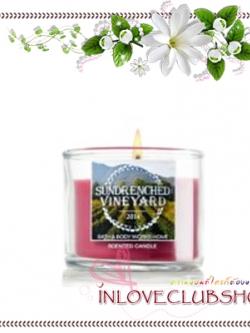 Bath & Body Works Slatkin & Co / Mini Candle 1.3 oz. (Sundrenched Vineyards)