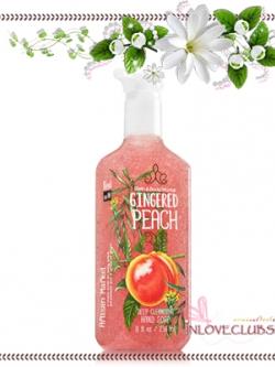 Bath & Body Works / Deep Cleansing Hand Soap 236 ml. (Gingered Peach)