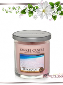 Yankee Candle / Small Tumbler Candle (single wick) 7 oz. (Pink Sands)
