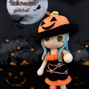 Gucihai Pattern Irine pumpkin