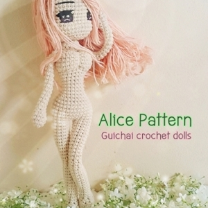 Gucihai Pattern Loli collection Alice