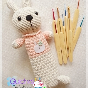 Gucihai Pattern Rabbit tool bag