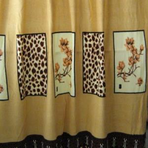ผ้าห่มเนื้อสำลีขนนุ่ม ลายสี่เหลี่ยมพื้นสีน้ำตาล (ฟรีค่าส่ง)