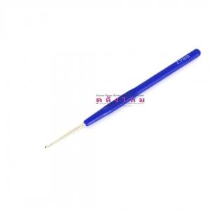เข็มโครเชต์ด้ามพลาสติกขนาด 2.0 mm.