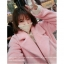 เสื้อกันหนาว ผ้าขนแกะฟูๆ น่ารัก ผ้าเนื้อฟู บุซับในกันลม (มีภาพสินค้าจริง) พร้อมส่ง thumbnail 5