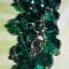 P05 สายห้อยโทรศัพท์ (คริสตัลโมดาร์)เขียวปีกแมงทับ thumbnail 2