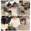 เสื้อแฟชั่น สีขาว แต่งคอ สไตล์เกาหลีใส่ออกมาแล้วแนวมากจ้า พร้อมส่งน้า thumbnail 6